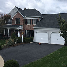 Roof repaired in Chester County, PA