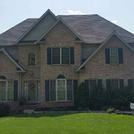 Large home with new roof in Lancaster, PA